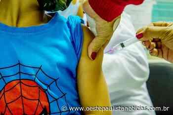 Prefeitura de Pirapora do Bom Jesus inicia a campanha de vacinação contra a influenza (gripe) - Portal Oeste Paulista