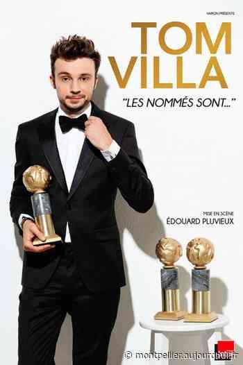 TOM VILLA - LES NOMMES SONT... - L'ODEON, Perols, 34470 - Sortir à Montpellier - Le Parisien Etudiant
