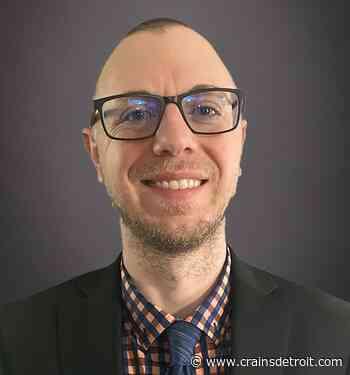 Andrew Kinel - Crain's Detroit Business