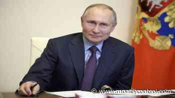 Russian President Vladimir Putin gets second dose of coronavirus vaccine