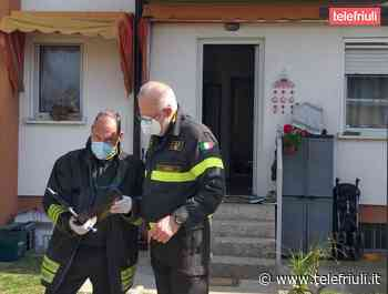 Paura a Pradamano: padre, madre incinta e 4 bambini intossicati - Telefriuli