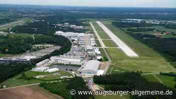 Absetzplatz: Lösung für den Flugplatz Manching scheint gefunden - Augsburger Allgemeine