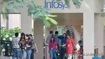 Infosys net profit rises 17.5 pc to Rs 5,076 crore in March quarter