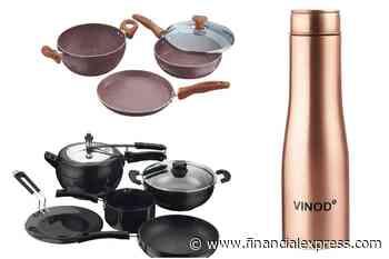 Social media trend of flauntingcooking during lockdown impacted cookware industry: Sunil Agarwal, Vinod Cookware