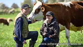 Wie der  Balinger Uria-Hof Tierschutz versteht: Revoluzzer für Rinder