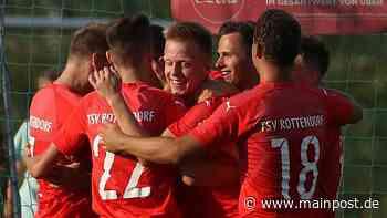 Fußball So bereitet sich der TSV Rottendorf auf die Landesliga vor - Main-Post