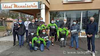 Beauzelle. Distribution des tenues pour le cyclo club - ladepeche.fr