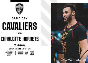 Cavs at Hornets | Rocket Mortgage Game Preview