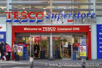Tesco underlines supplier support in full-year results