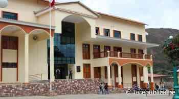Piura: cierran municipalidad de Huancabamba por casos COVID LRND - LaRepública.pe