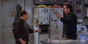 Turns Out Jerry Seinfeld's TV Apartment Is Impossibly Shaped - CinemaBlend