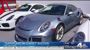 Bonham's to Auction Supercars, Including a Porsche Owned by Jerry Seinfeld - NBC Southern California
