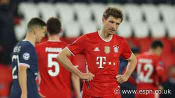 Bayern face painful rebuild after Champions League exit