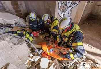Des manœuvres de sauvetage pour les pompiers aux Pennes-mirabeau - Les Pennes Mirabeau - Faits-divers - Maritima.info