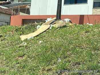 Prefeitura reprova despejo de lixo às margens da BR-153, em Ibaiti - Tribuna do Vale