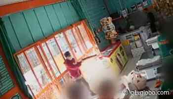 Terceiro suspeito de ter participado de latrocínio em mercado de Imbituva é preso - G1