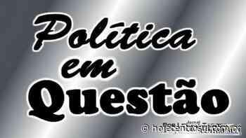Política em Questão - Por Ciro Ivatiuk e Letícia Torres - Imbituva: Discussão de demandas - Hoje Centro Sul