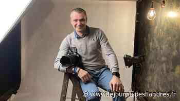 Le portrait : Étaples : Maxime Guerville, un photographe en mouvement - Le Journal des Flandres