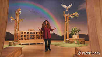 Noah's Ark at the Skirball's Video Series Brings Storytelling & Mindfulness Home - Red Tricycle