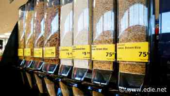 Aldi launches packaging-free refillable trials