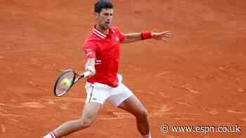 Djokovic has successful return to Monte Carlo