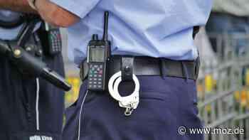 Polizei: Mutmaßlicher Drogenverkäufer in Falkensee festgenommen - moz.de