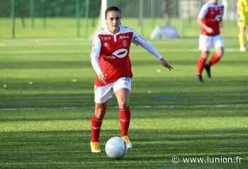 Football - D1 féminine. Melissa Herrera (Stade de Reims) élue joueuse du mois de mars - L'Union