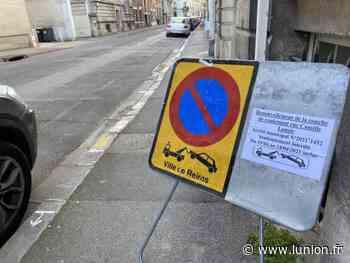 Travaux de voirie rue Camille-Lenoir à Reims dès le 19 avril - L'Union