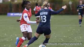 Naomie Feller (Stade de Reims), l'envol retardé - Courrier picard