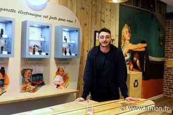 précédent Un nouveau magasin à Reims pour les vapoteurs - L'Union