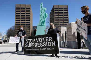 Hundreds of CEOs, celebs, corporations unite to oppose 'discriminatory' voting legislation