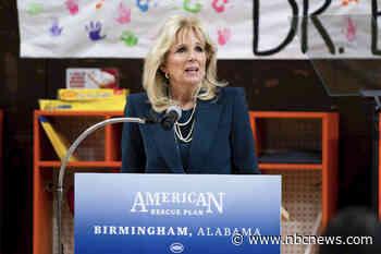 First lady Jill Biden to undergo 'procedure,' White House says