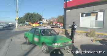 Tránsito realiza operativo en colonia Lomas del Mirador de León - Telediario Bajio