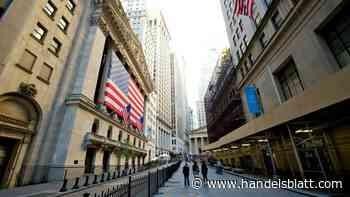 Dow Jones, Nasdaq, S&P 500: Freundliche Eröffnung an der Wall – Neue Studie lässt Moderna-Aktie deutlich steigen