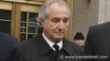 Wirtschaftsbetrug: Anlagebetrüger Bernie Madoff im Gefängnis gestorben
