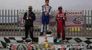 Esordio a Jesolo del Cosentino Quintieri al campionato Italiano ACI Karting - Cosenza Post