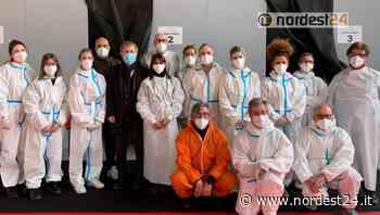 Jesolo. Aperte le vaccinazioni al palazzetto Antiche Mura - Nordest24.it