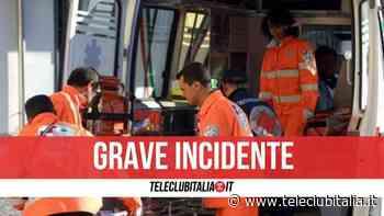 Incidente stradale nel Casertano: grave 50enne di Frattamaggiore - Teleclubitalia
