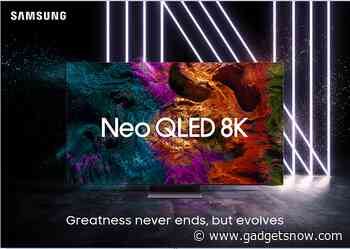 Samsung launches 2021 lineup of Neo QLED TVs, price starts at Rs 99,990