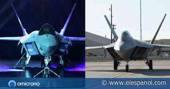 KF-21, el nuevo caza de Corea del Sur que calca al icónico F-22 de EEUU - El Español