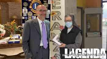 Al MAG Maria Ausiliatrice di Giaveno un termoscanner donato dal Lions Club Orbassano - http://www.lagendanews.com
