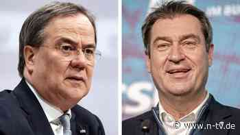 """Machtkampf in der Union: """"Für Laschet ist die Situation deutlich schwieriger"""""""
