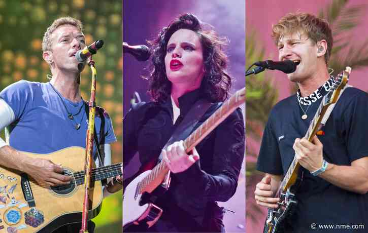 Hear playlists by Coldplay, Anna Calvi, Glass Animals and more for new climate change campaign
