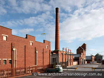 Geelong's Little Creatures Brewery - Architecture and Design