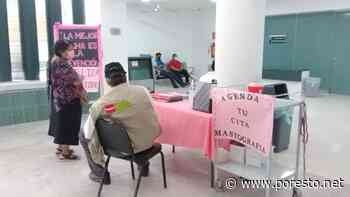 Escasa participación en campaña de mastografía en Playa del Carmen - PorEsto
