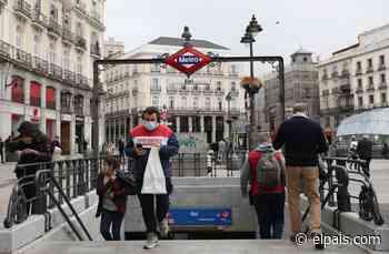 Ningún indicador apunta a una evolución favorable del coronavirus en Madrid - EL PAÍS
