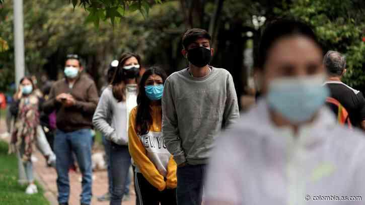 Curva del coronavirus en Colombia, hoy 14 de abril: ¿Cuántos casos y muertes hay? - AS Colombia