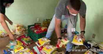 Sete Lagoas cria campanha de doação de alimentos durante vacinação - Estado de Minas