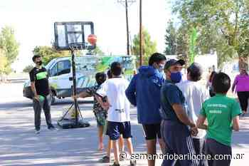 Movernos llega a Jacobacci, Ojo de Agua y Mamuel Choique - Semanario Bariloche