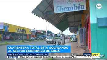 Comerciantes en Soná sienten que cuarentena de domingos afecta la economía del distrito - TVN Noticias
